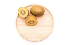 verse gouden kiwi Stock Fotografie