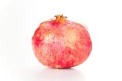 Verse granaatappel stock foto's