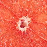 Verse grapefruit als achtergrond Stock Foto's