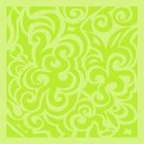 Verse groene achtergrond Stock Foto's