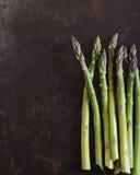 Verse groene asperge stock afbeeldingen