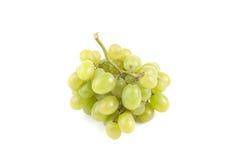 Verse groene druiven Royalty-vrije Stock Afbeeldingen