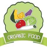 Verse groente op witte achtergrond Royalty-vrije Stock Foto