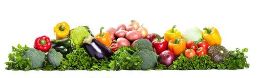 Verse groenten.