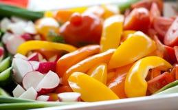 Verse groenten Royalty-vrije Stock Afbeelding