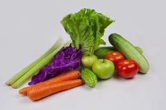 Verse groenten Royalty-vrije Stock Foto's