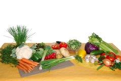 Verse groenten royalty-vrije stock fotografie