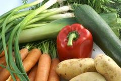 Verse groenten. Stock Foto's