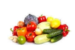 Verse groenten. Royalty-vrije Stock Foto's