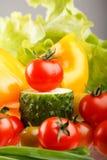 Verse groenten. Royalty-vrije Stock Afbeeldingen