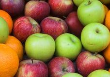 Verse groenten in supermarkt royalty-vrije stock foto
