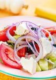 Verse groentesalade Royalty-vrije Stock Foto