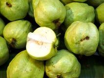 Verse guave Royalty-vrije Stock Afbeeldingen
