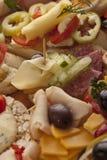 Verse heerlijke sandwiches Royalty-vrije Stock Foto's