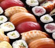 Verse Japanse sushi Stock Foto