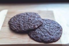 Verse koekjes Stock Afbeelding