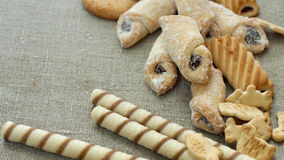 Verse koekjes Stock Foto