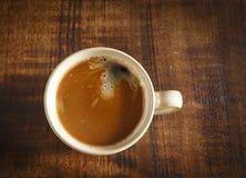 Verse koffie Stock Afbeeldingen