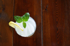 Verse limonade Royalty-vrije Stock Foto's