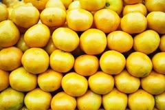 Verse mandarijntjes royalty-vrije stock foto's