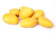 Verse mango Royalty-vrije Stock Foto