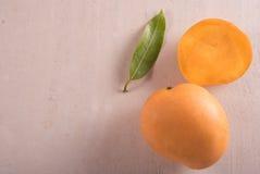 Verse mango Stock Afbeelding