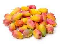 Verse mangovruchten stock afbeelding