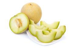 Verse meloen stock foto