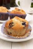 Verse Muffins royalty-vrije stock afbeeldingen