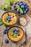 Verse Muffins Royalty-vrije Stock Fotografie