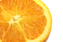Verse Navelsinaasappel stock foto