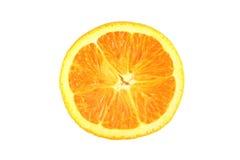 Verse Navelsinaasappel royalty-vrije stock foto