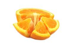 Verse Navelsinaasappel royalty-vrije stock foto's
