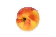 Verse nectarine Royalty-vrije Stock Foto