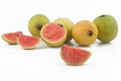 Verse organische guave Stock Fotografie