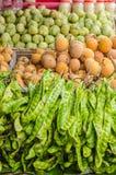 Verse Parkia is tropische stinkende eetbare bonen, Thaise stijl t Royalty-vrije Stock Afbeelding