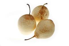 Verse peren. Royalty-vrije Stock Afbeelding