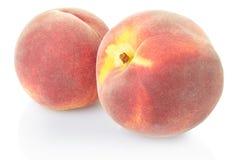 Verse perziken Stock Fotografie