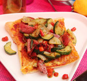 Verse Pizza stock fotografie