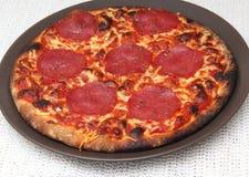 Verse Pizza stock foto's