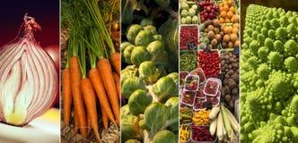 Verse product-groenten vegetables royalty-vrije stock foto's