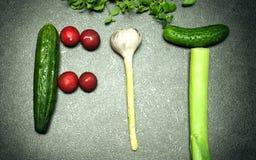Verse product-groenten vegetables Stock Afbeeldingen
