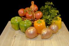 Verse product-groenten vegetables Royalty-vrije Stock Afbeelding