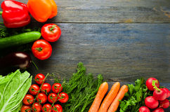 Verse product-groenten vegetables stock fotografie