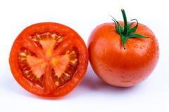 Verse rode tomaten stock foto
