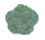 Verse Ruwe Groene Broccoli Royalty-vrije Stock Fotografie