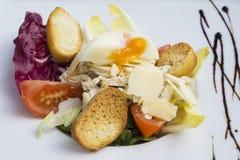 Verse salade Caesar Stock Foto