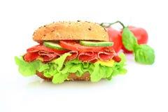 Verse sandwich Stock Afbeeldingen