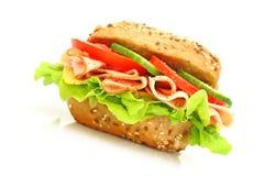 Verse sandwich Stock Afbeelding