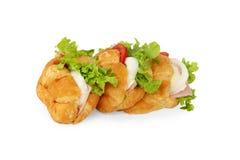 Verse sandwich Stock Foto